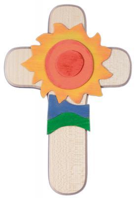 Kinderkreuz - Sonne