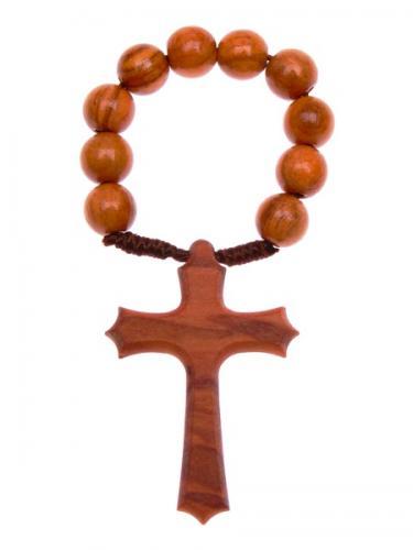 Gebetsring - Olivenholz 8 cm Durchmesser