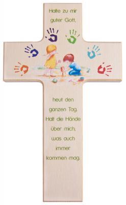 Kinderkreuz - Halte zu mir guter Gott
