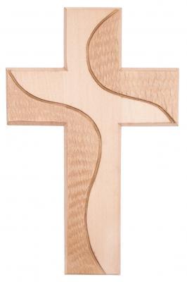 Ahorn Kreuz mit Streifen