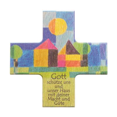 Kinderhaussegen Gott schütze unser Haus