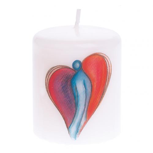 Kerze - Engel der Liebe klein