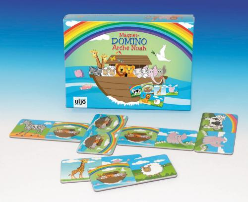Domino Magnet - Arche Noah NEU!