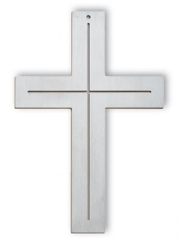 Edelstahlkreuz - Kreuz