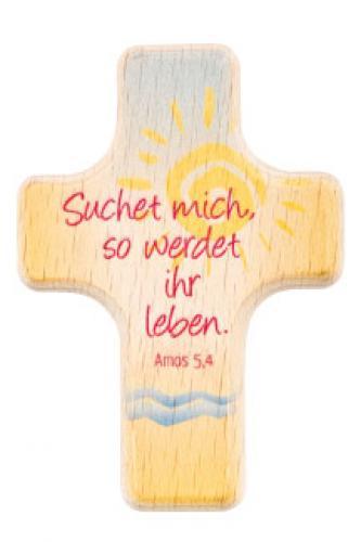 Handschmeichler Kreuz - Suchet mich, so werdet ihr leben