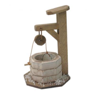 Krippenzubehör - Brunnen